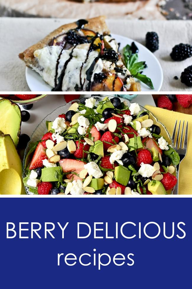 24 Berry Delicious Recipes