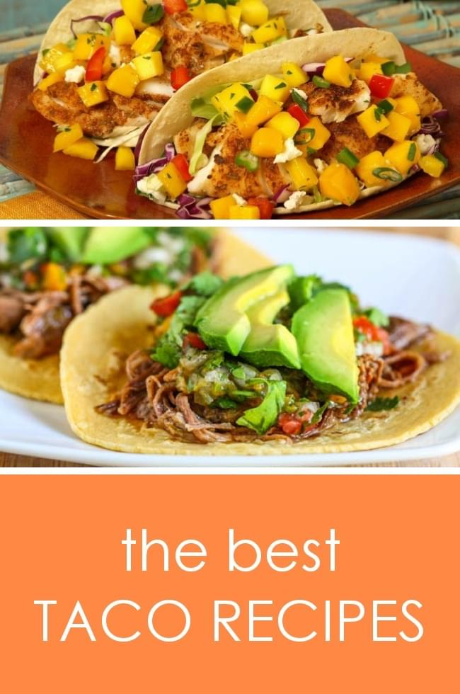 27 Taco recipes you HAVE to try!