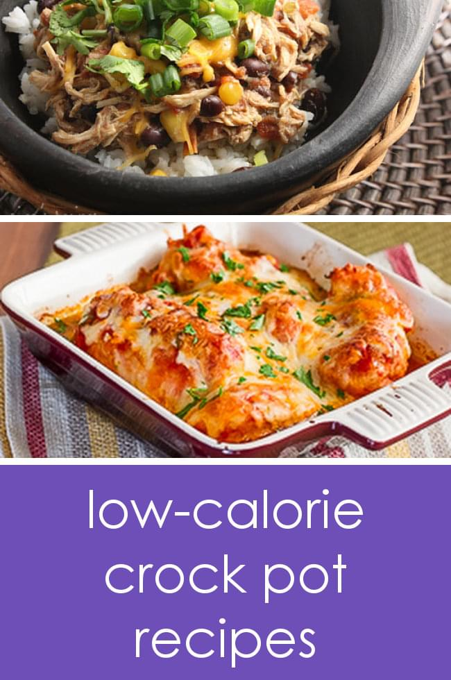 delicious low calorie crock pot recipes