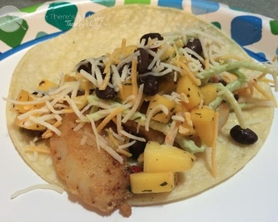 Fish Taco de Mayo (Fish Taco of The Mays)