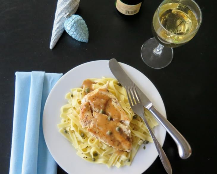 Champagne Chicken