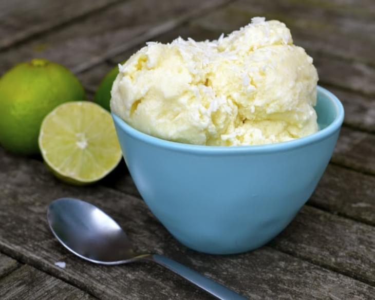 Pina Colada Ice Cream