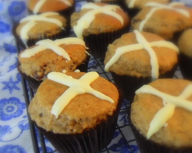 *Hot Cross Muffins*