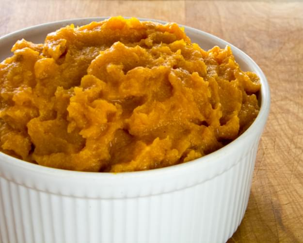 Smoked Maple Butternut Squash