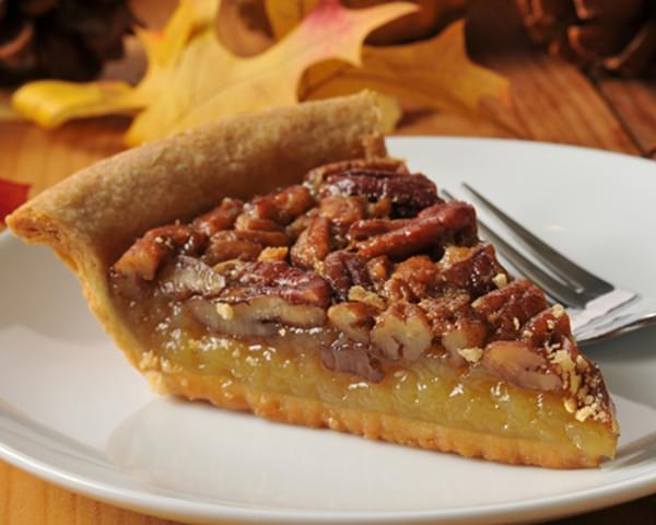 Slow Cooker Pecan Pie