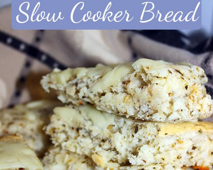 One Hour Slow Cooker Bread