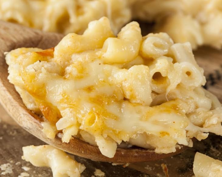skinny cauliflower macaroni and cheese recipe