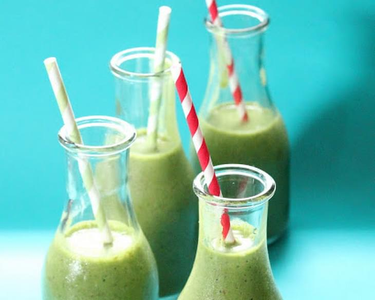 Spinach And Strawberry Smoothie