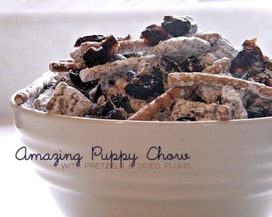 Amazing Puppy Chow