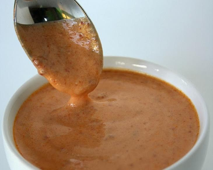 Creamy Chipotle Sauce
