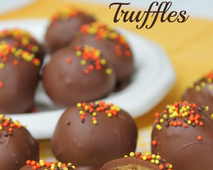 Reese's Nutter Butter Cookie Truffles