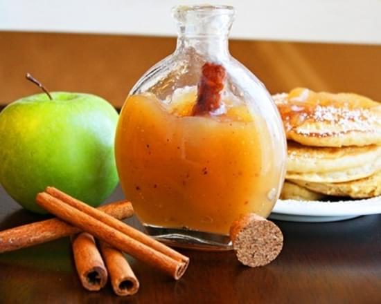Homemade Apple Cider Syrup