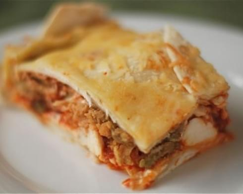 Uncle Will's Mexican Lasagna