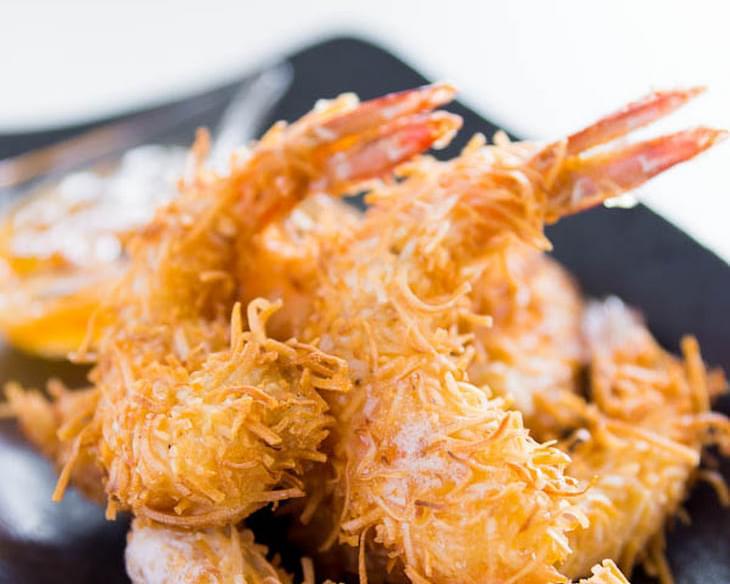Coconut Shrimp with Spicy Orange Sauce Recipe