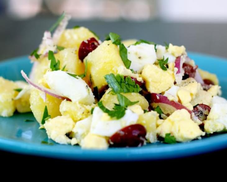 Oriental Potato Salad