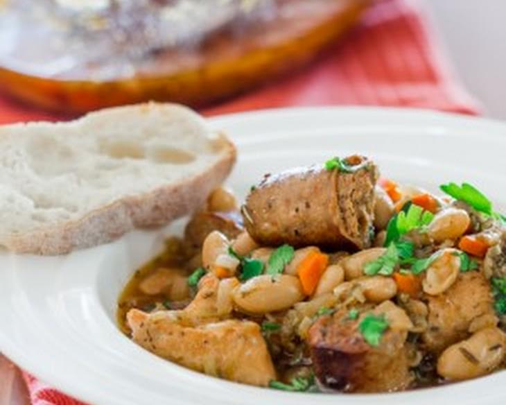 Classic French Cassoulet