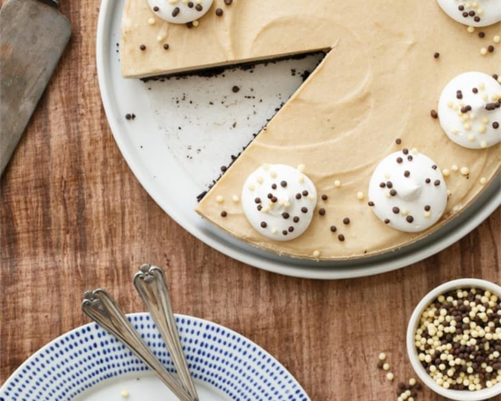 Honey Roasted Peanut Butter Banana Cream Pie