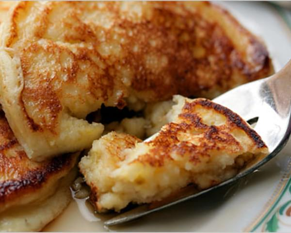 Great Fluffy U0026 Healthy Cottage Cheese Pancakes