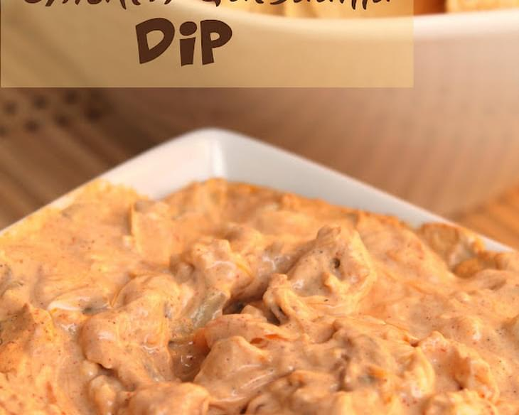 Chicken Quesadilla Dip