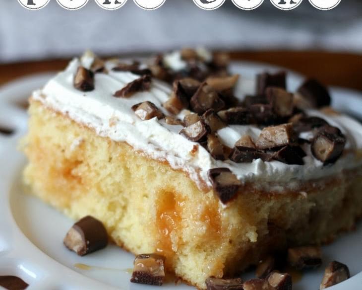 Candy Bar Cake Recipe Cool Whip