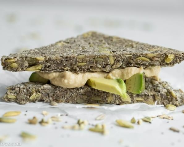 Super Power Chia Bread