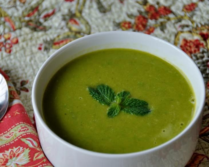 Minted English Pea Soup
