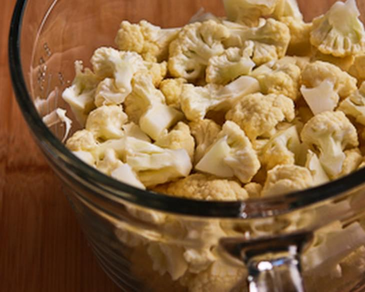 Ham And Cauliflower Casserole Au Gratin Recipe