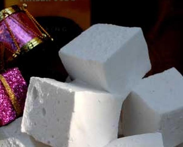Gluten Free Home Made Marshmallows