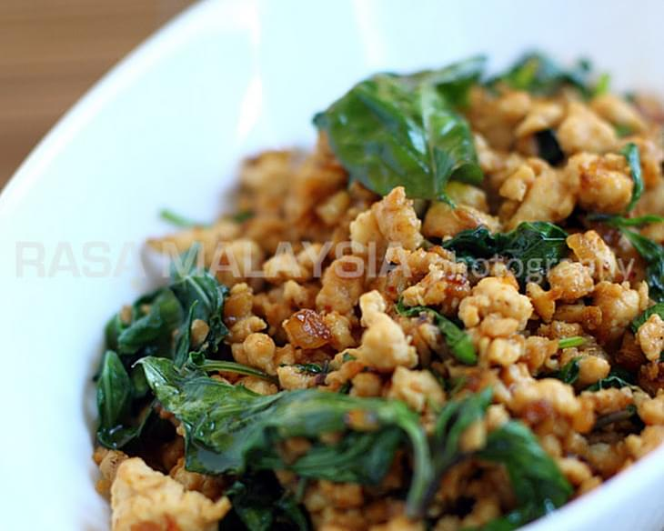 Thai Basil Chicken Recipe (Gai Pad Krapow)