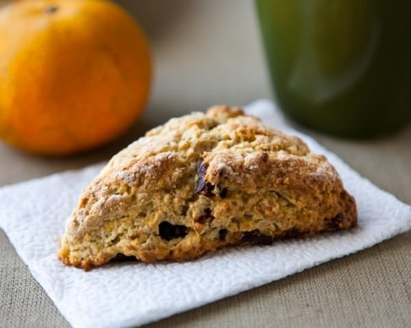 Mixed Berry Tangerine Scones