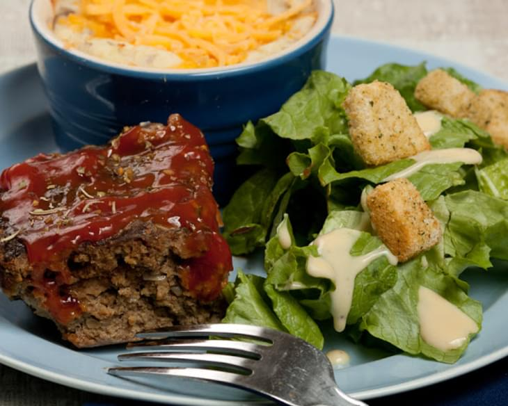 Italian Mini Meatloaves