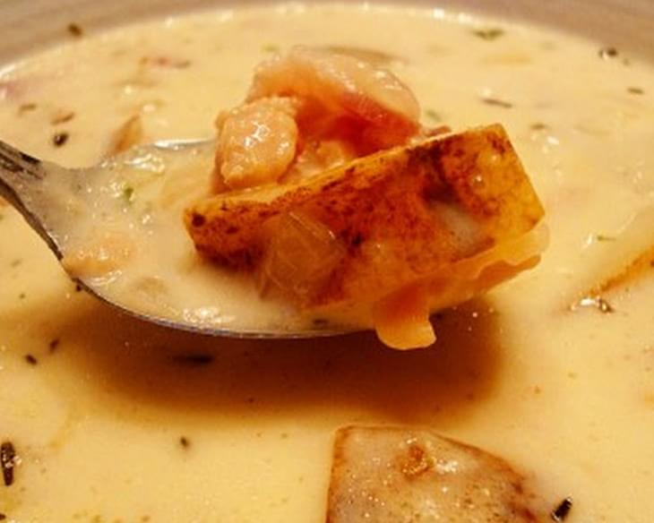 Quick and Delicious Clam Chowder