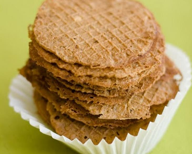 Chocolate Wafers - Paper Thin and Totally Addictive