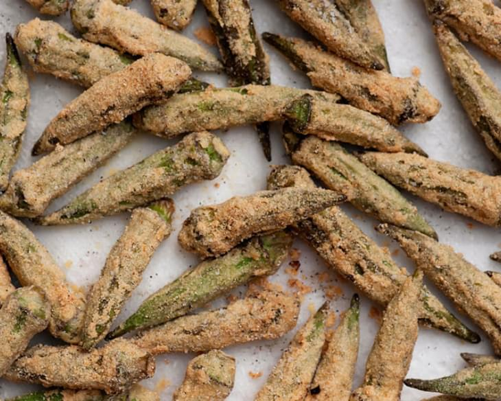 Fried Okra!