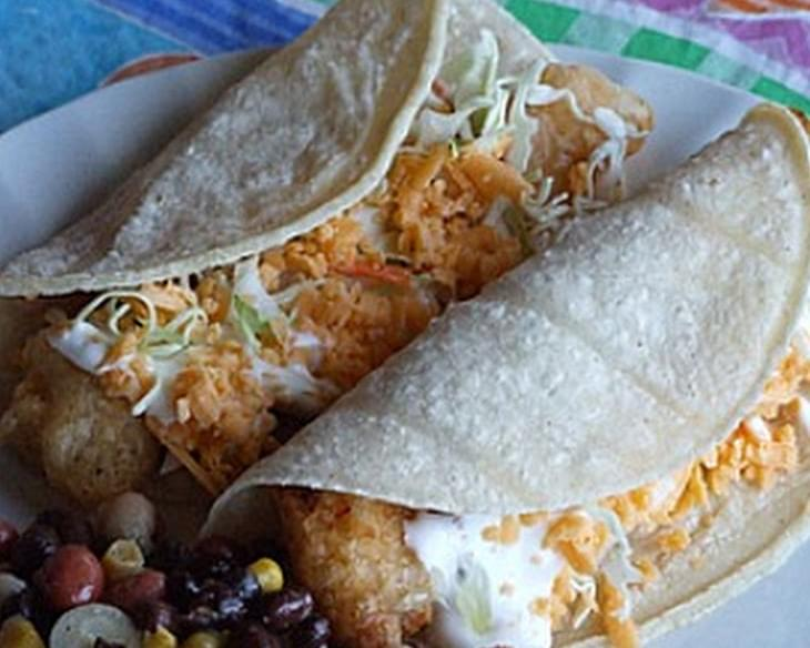 San Diego Style Fish Tacos