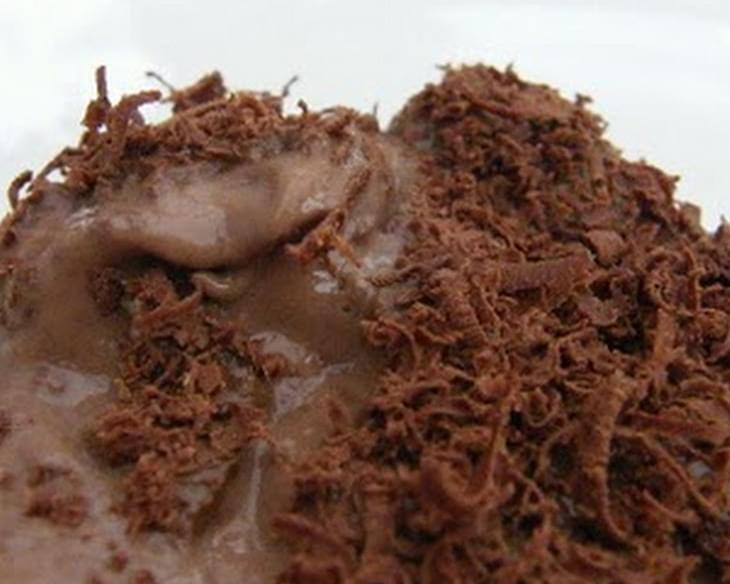 Sin-Free Chocolate Mousse