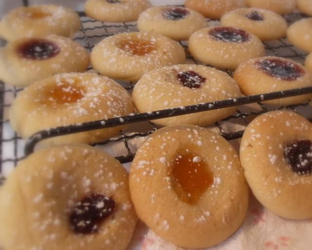 Jammy Thumbprints