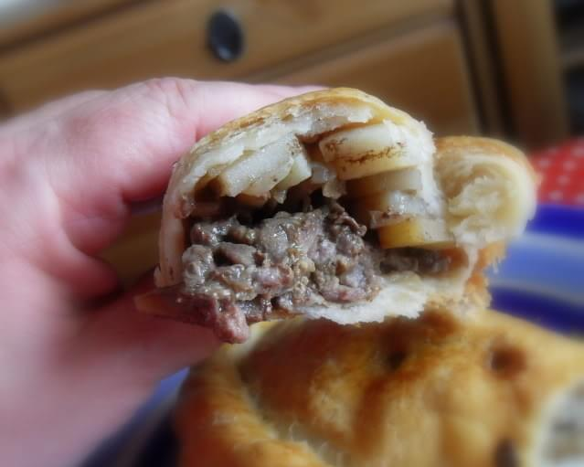 The Great Cornish Pasty