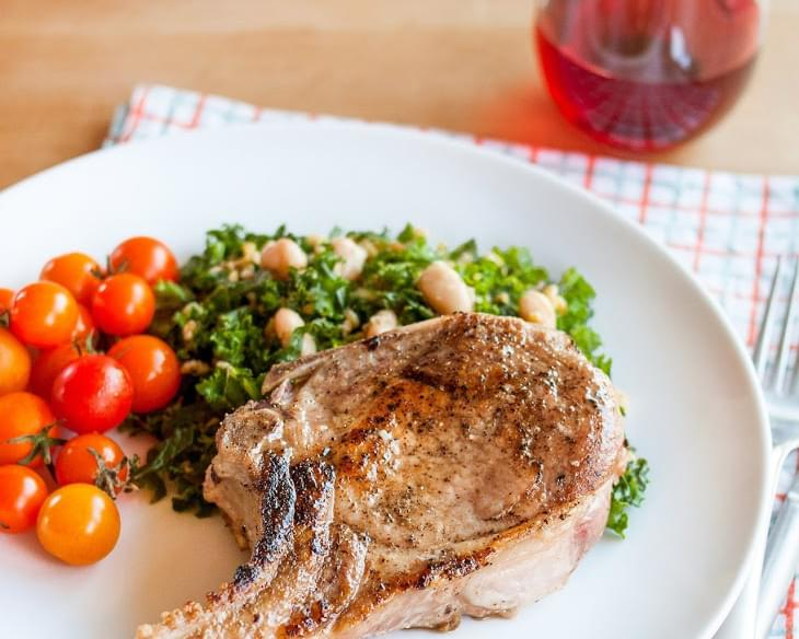 Bone-On Pork Chops