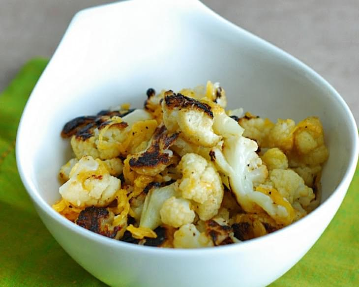The Best Roasted Cauliflower of Your Life
