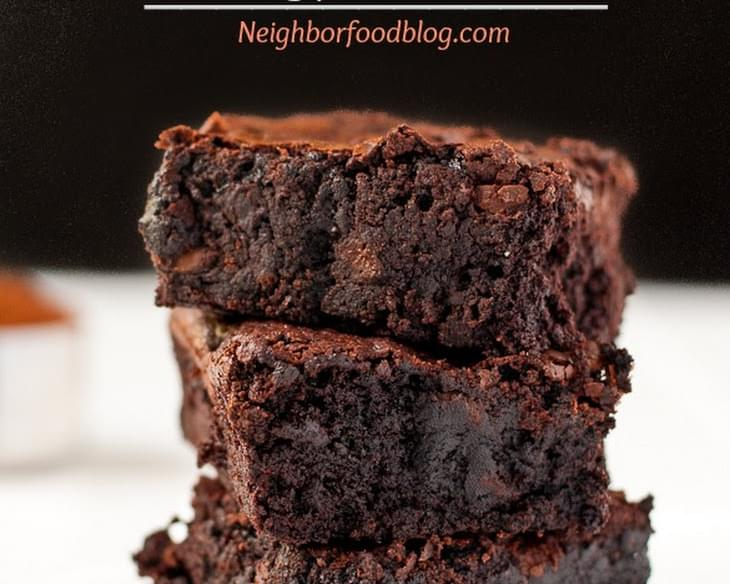 how to make one pot brownie