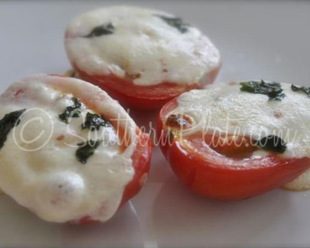 Tomato Mozzarella Melts