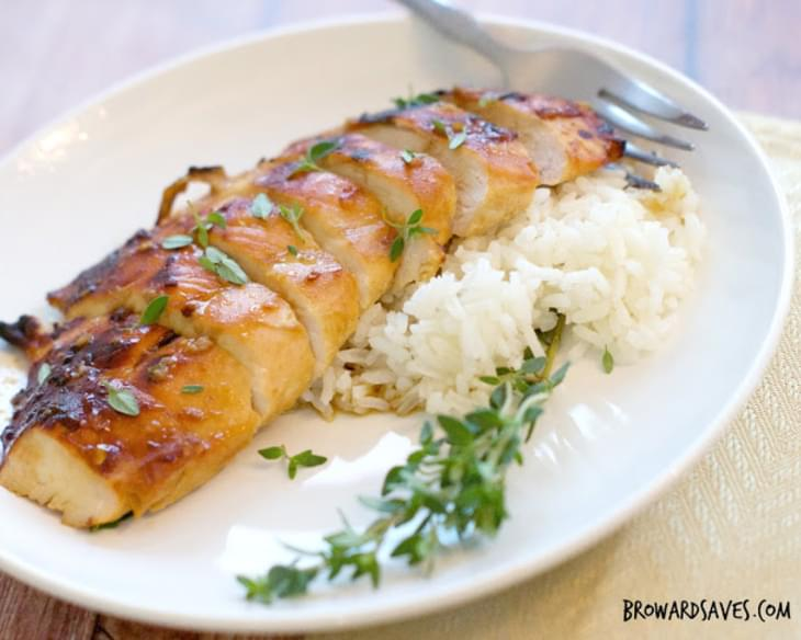 Easy Mustard Chicken Recipe - A Quick Weeknight Meal!