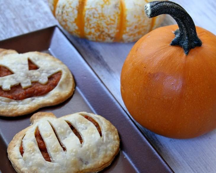 Pumpkin Pie Pop Tarts