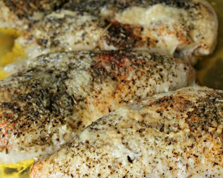 Easy- Best Moist Baked Chicken Recipe Ever Ever Ever Ever