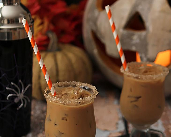 The Halloween Express - Rum, Espresso, Maple Syrup and Half and Half