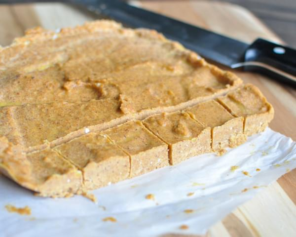 Healthy Pumpkin Fudge