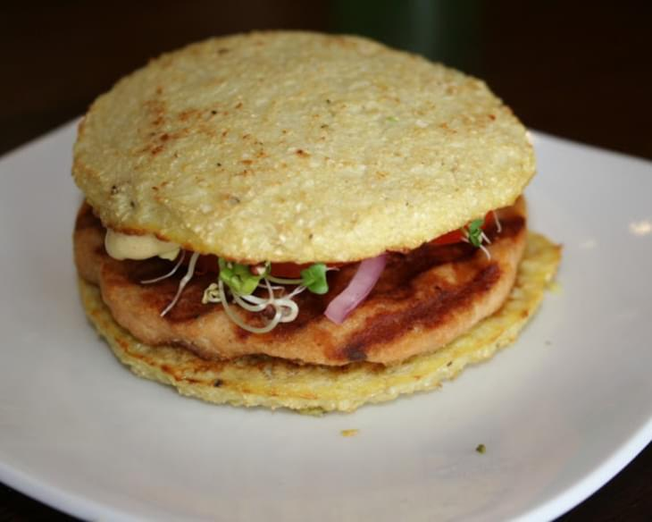 Cauli-Egg Sandwich thins