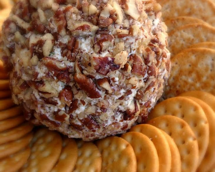 Pineapple Cheese Ball