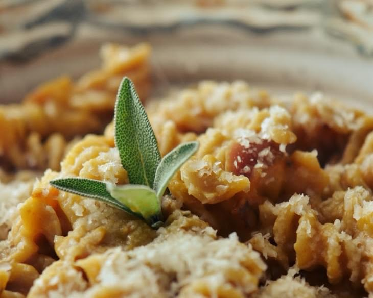 Fall Pumpkin Pasta